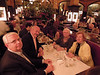 Jon and Jan Wohler at Balthazar in NYC (Tribecca)