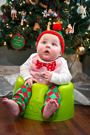 Weston's First Christmas