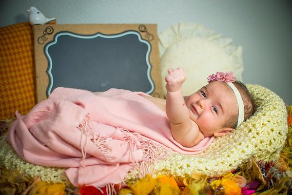 Mia Adams Newborn Session