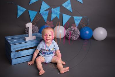 Michael turns 1!