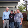 Dad, Mike, Mom & Nick, 2008