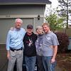 Dad, Mike, Mom & Nick, 2008