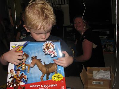 Woody and Bullsye from Mimi