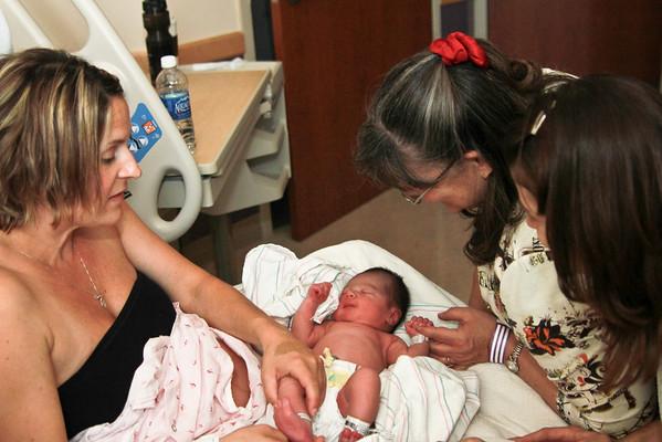 Michelle's Baby