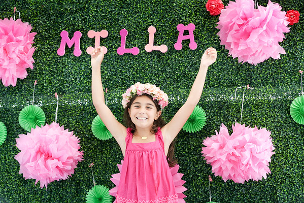 Milla's 8th Birthday