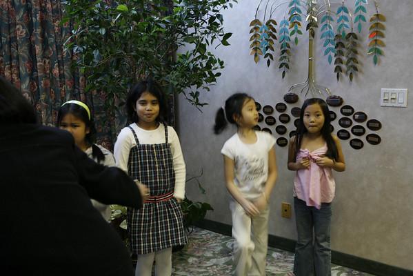 Miss Bb. Pilipinas - Mutya - Rehersals