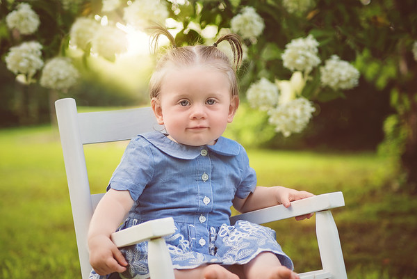 Miss K Turns One 2018