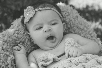 Miss Paisley is 3 months