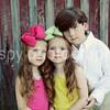 Mitchell, Marlee, &  Milee- Summer 2014 :