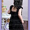 Black dress back lujohnson