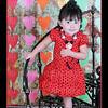 red dress with black polkadots LuJohnsonWeb