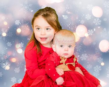 Molly & Myla - Christmas