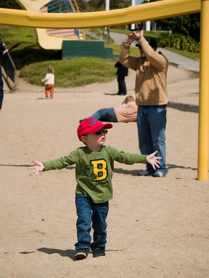 playground messiah
