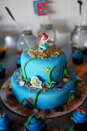 Giulietta's Third Birthday