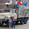 Samen voor de Djoser truck.