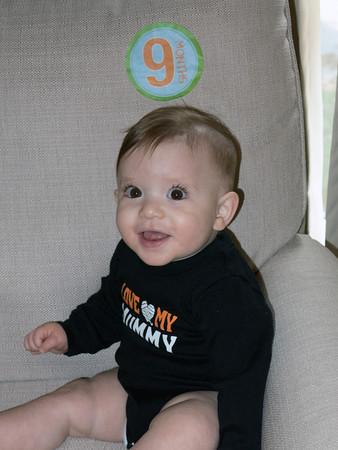My Grandson, Eli