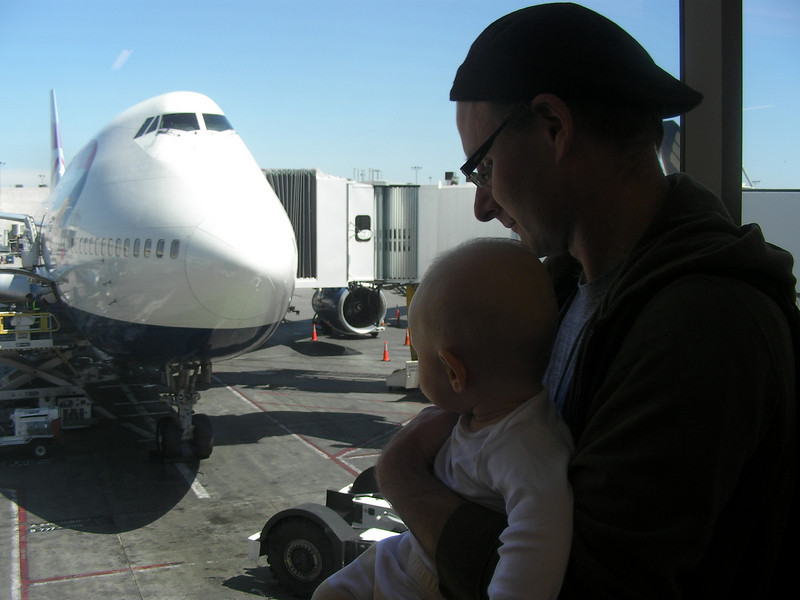 Nugget's First Airport