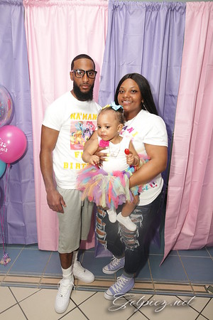 NA'MANI'S 1ST BIRTHDAY