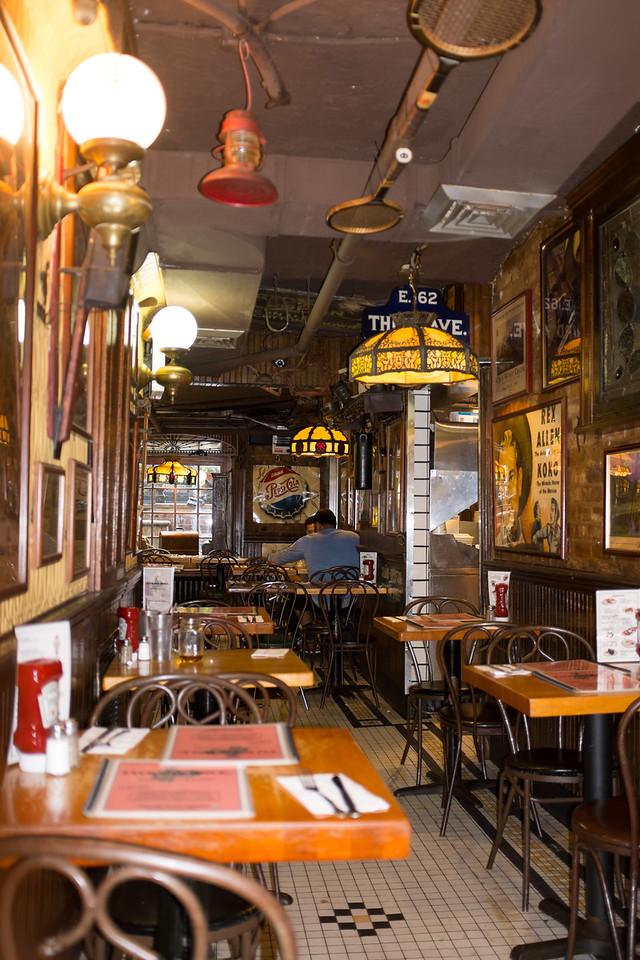 Jackson Hole Burgers 64th ST NYC