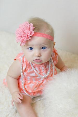 Natalie 6 months 9 12 14