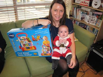 201202 Nathan, Christmas and January Highlights