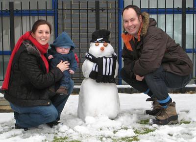 201202 Nathan's First Snowman
