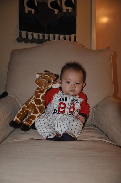 I'm 4 months old!!!