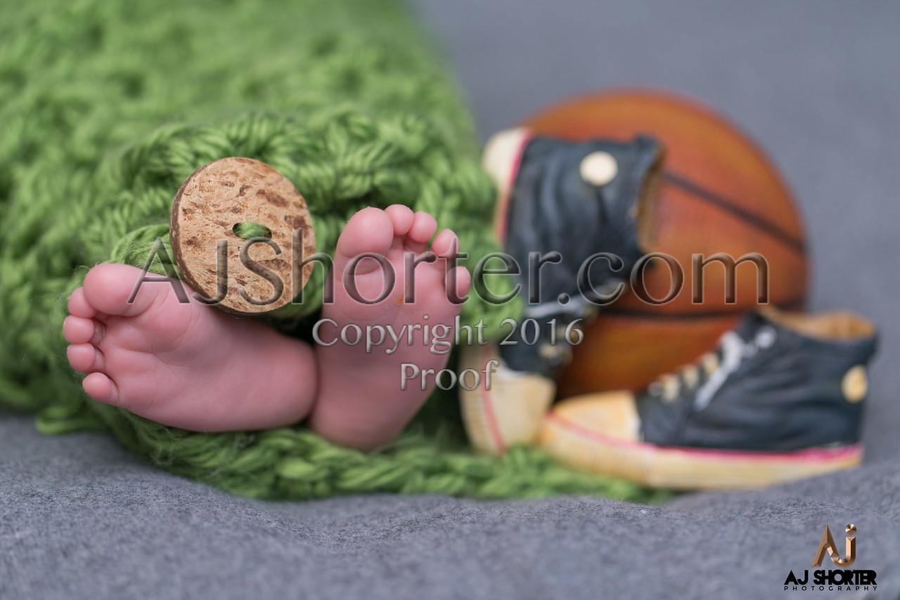 Baby Massai