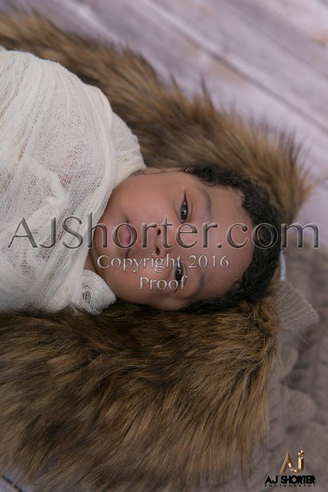 Baby Brandon McCray