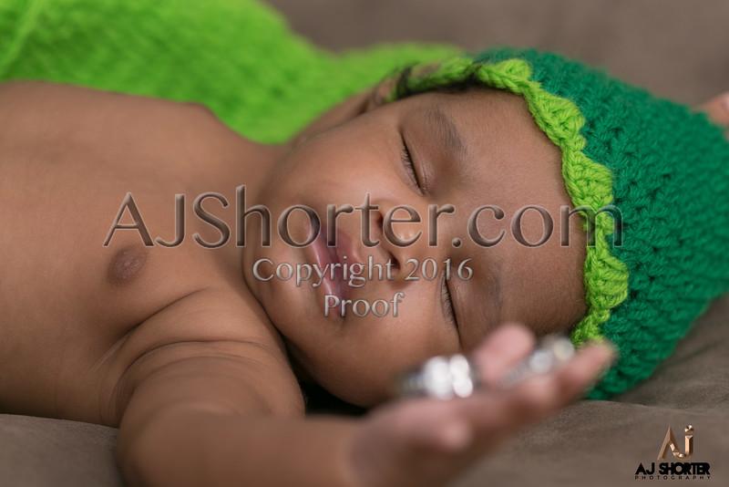 Baby Caden Williams