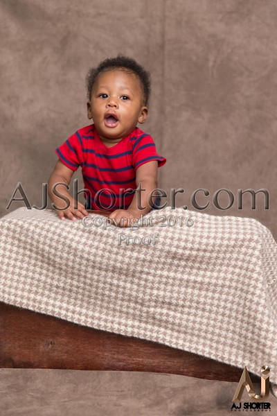Jaylen's New Born Portrait