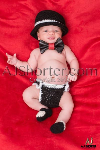 Baby Kaleb Dunbar
