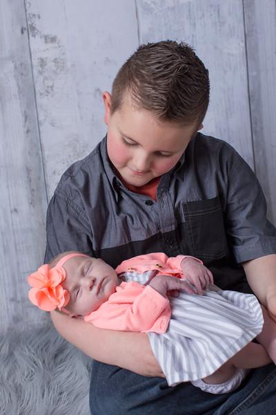Baby Chevelle Newborn Session