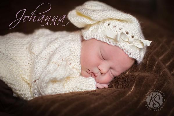 Baby Johanna 2014