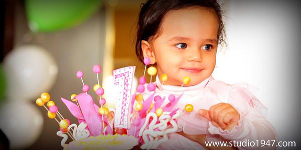 Nina 1st Birthday Party (12.10.2011)