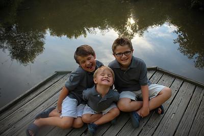Noah, Micah & Gabe