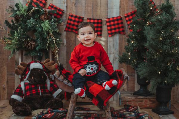 Noah's Christmas mini 2017