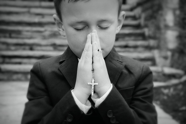 ~Noah's First Communion~
