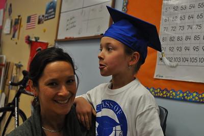 Nora Kindergarten Graduation
