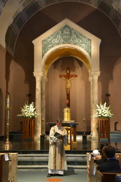 Oberti Baptism