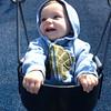 Austin likes the swing!