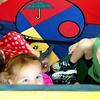 At preschool.