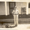 Irv Engel 1940's-In Front of Farm House