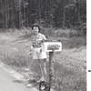 Tia Engel-Shawnee Dog-Monroe Home 1980s