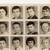 school-class-picture-1940s-Irv Engel Bottom Row Far Left