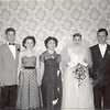 Gus&Gladys-wedding-L-R Irv-Miriam-Rose-Gladys-Gus