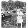 Jeanne-swinging-bat-Late 1970s-Windswept Drive Near Trenton NJ