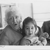 pic17BWEthel Leming Holding Maryann Engel with Frank Long 1970