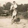 Gus Engel on Horse
