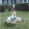 Maryann Rock Windswept Drive Near Trenton NJ late 1970s